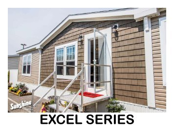 Sunshine Homes Excel Series at Rockin P Homes