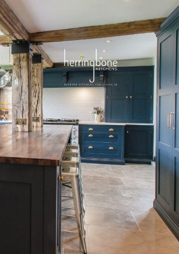 Herringbone Kitchens Brochure 2018