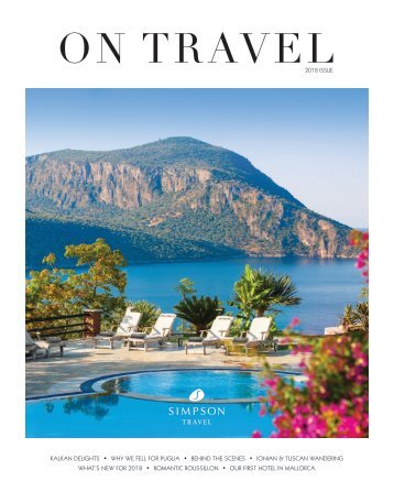 On Travel Magazine 2018