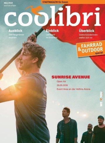 März 2018 - coolibri Essen
