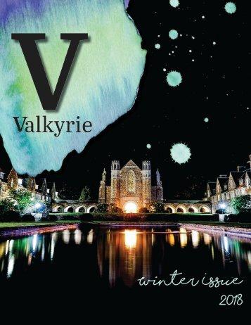 Valkyrie Winter 2018 - Issue 2