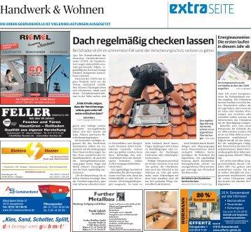 Handwerk & Wohnen  -21.02.2018-