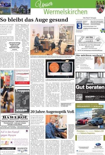 Unser Wermelskirchen  -22.02.2018-