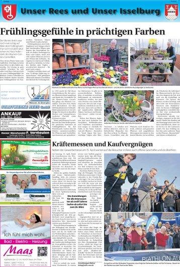 Unser Rees und Unser Isselburg  -22.02.2018-