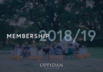 Membership Brochure 2018 Print