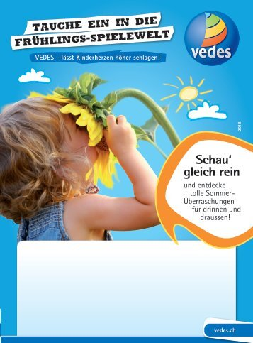 VEDES Frühjahreskatalog Schweiz | C118