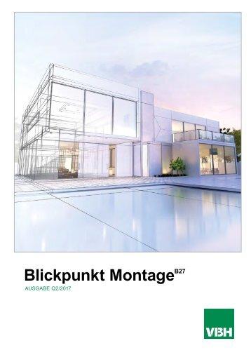 B27 Blickpunkt Montage 2017