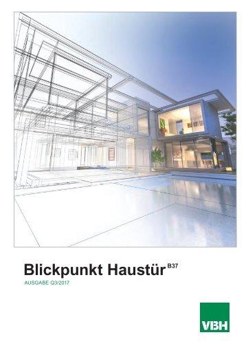 B37 Blickpunkt Haustür 2017