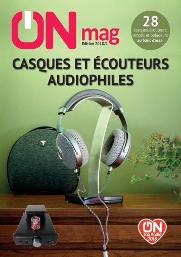 ON mag - Guide casques et écouteurs audiophiles 2018