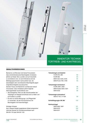 T00-03 Tür- und Kantenriegel 2016