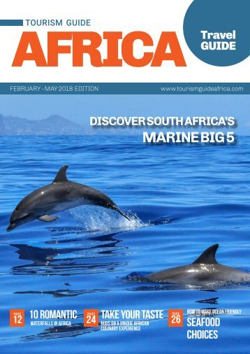 Tourism Guide Africa Travel Guide February - May 2018 edition