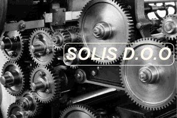 solis catalog