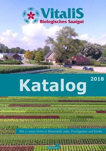 Vitalis Katalog Deutschland 2018