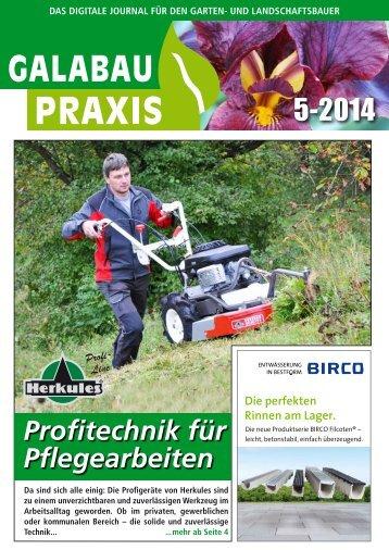 GALABAU PRAXIS 05-2014