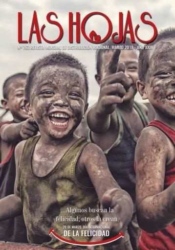 Revista Las Hojas Marzo 2018