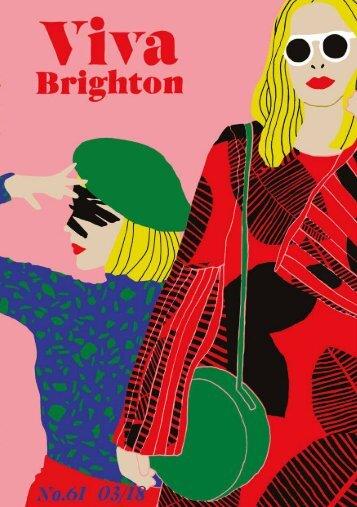 Viva Brighton Issue #61 March 2018