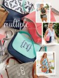 Thirty-One Catalog | Spring-Summer 2018 - Page 5