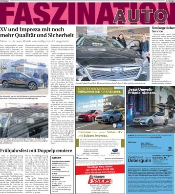 Faszination Auto  -02.03.2018-