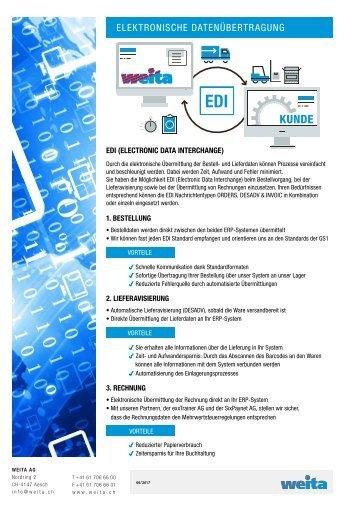 Elektronische Datenübertragung