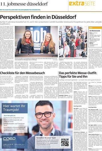 11. jobmesse düsseldorf  -03.03.2018-