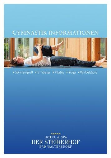 STEIRERHOF Gymnastik