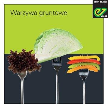 Warzywa gruntowe