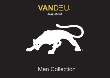 Vandeu 2018 collection catalog
