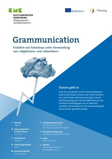 "Projektkit ""Grammunication"""