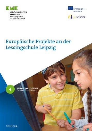 Europäische Projekte an der Lessingschule Leipzig