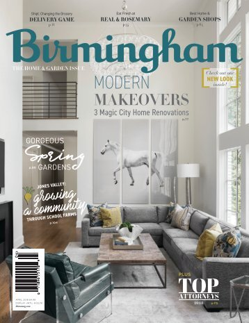 Birmingham Magazine April 2018 Issue
