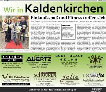 Wir in Kaldenkirchen  -15.03.2018-