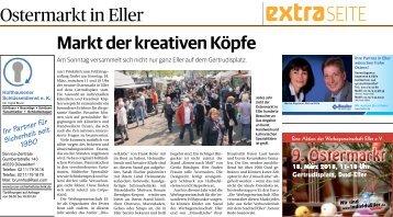 Ostermarkt in Eller  -16.03.2018-