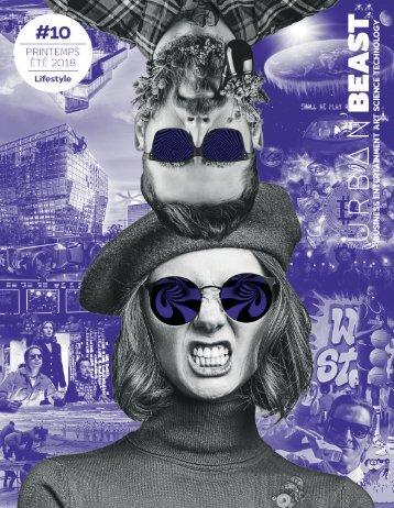 Magazine UrbanBEAST 2018 #10