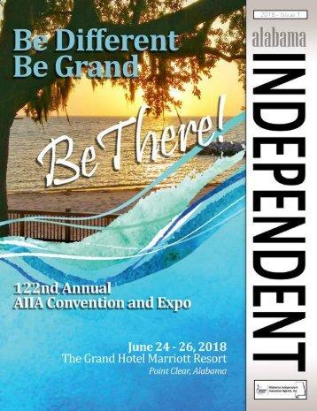 Alabama Independent 2018, Issue 1