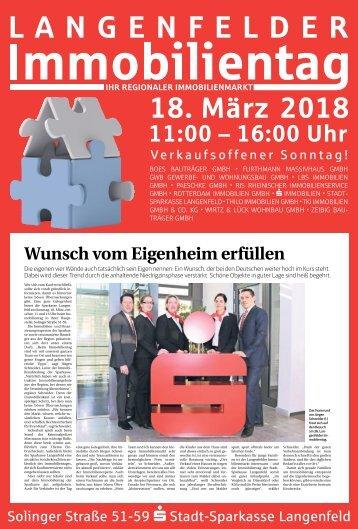 Langenfelder Immobilientag  -17.03.2018-