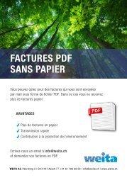 Factures PDF