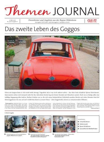 Gleitz Themen Journal - Ausgabe Hildesheim 22.03.18