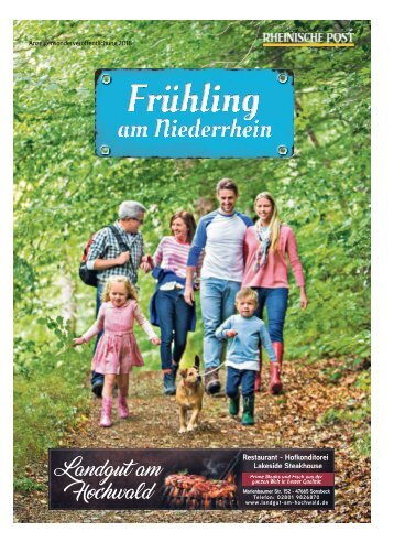 Frühling am Niederrhein  -22.03.2018-