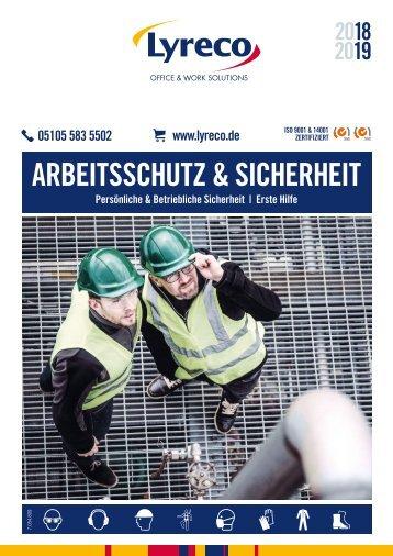 Arbeitsschutz & Sicherheit 2018/2019