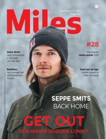 Miles #28 Een Nieuwe Seizoen Lonkt!