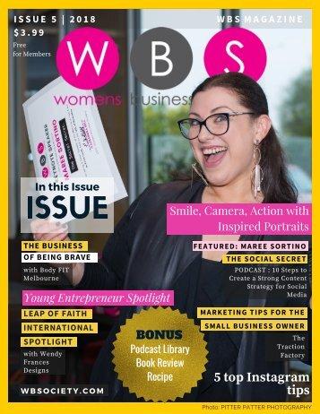 WBS Magazine - Issue 5