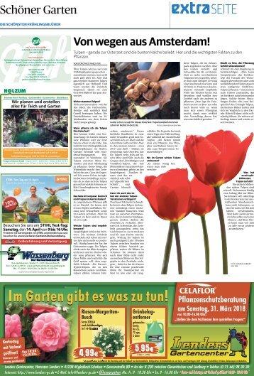 Schöner Garten  -29.03.2018-