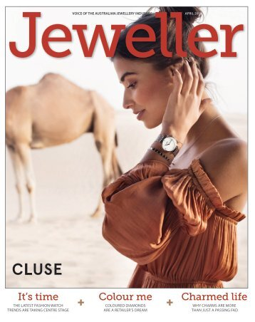 Jeweller - April Issue 2018