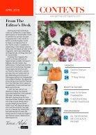 Glamsquad Magazine April 2018 - Page 2