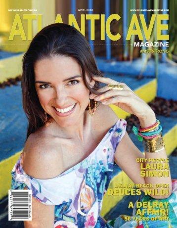 Atlantic Ave Magazine April 2018