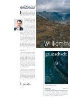 Grimselwelt – Das Magazin 2017 - Page 2