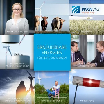 WKN Imagebroschüre