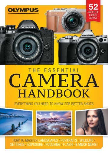 Olympus Essential Camera Handbook