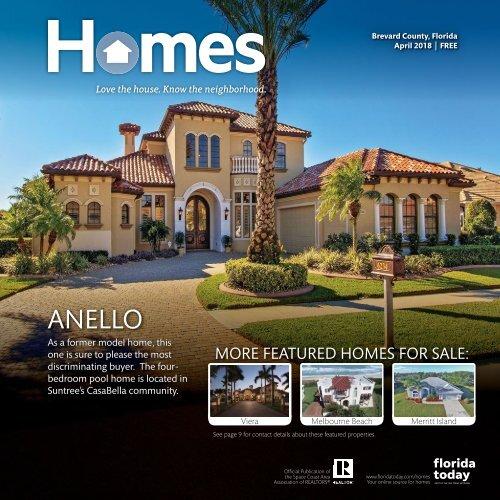 Homes - April 2018