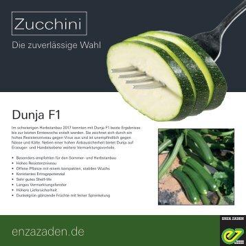 Zucchini Leaflet 2018